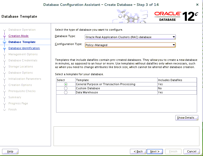 database documentation template - installing oracle rac on suse linux enterprise server 12