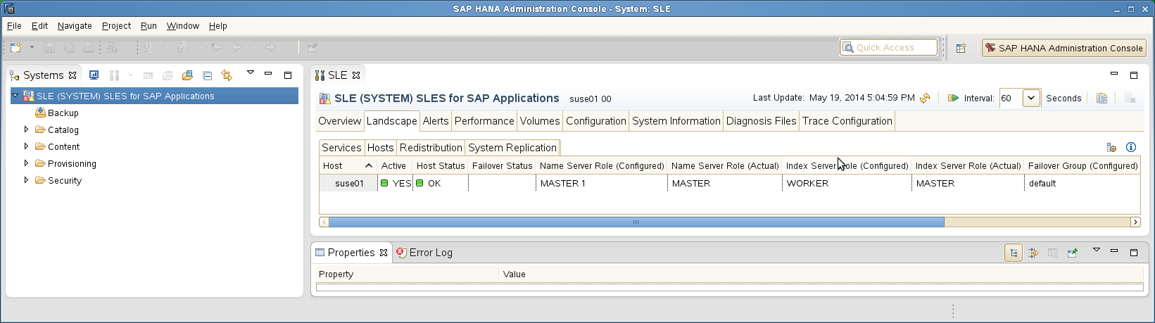 SAP HANA System Replication Scale-Out - Performance