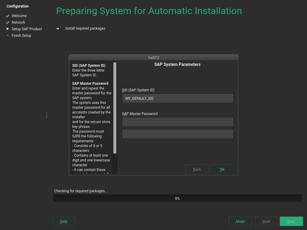 Installation Quick Start | SUSE Linux Enterprise Server for