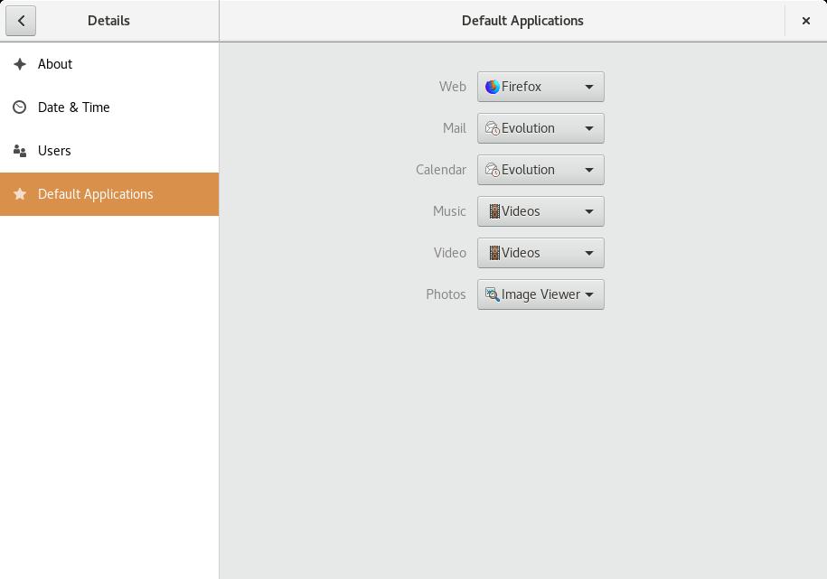 GNOME User Guide | SUSE Linux Enterprise Server 15 SP1
